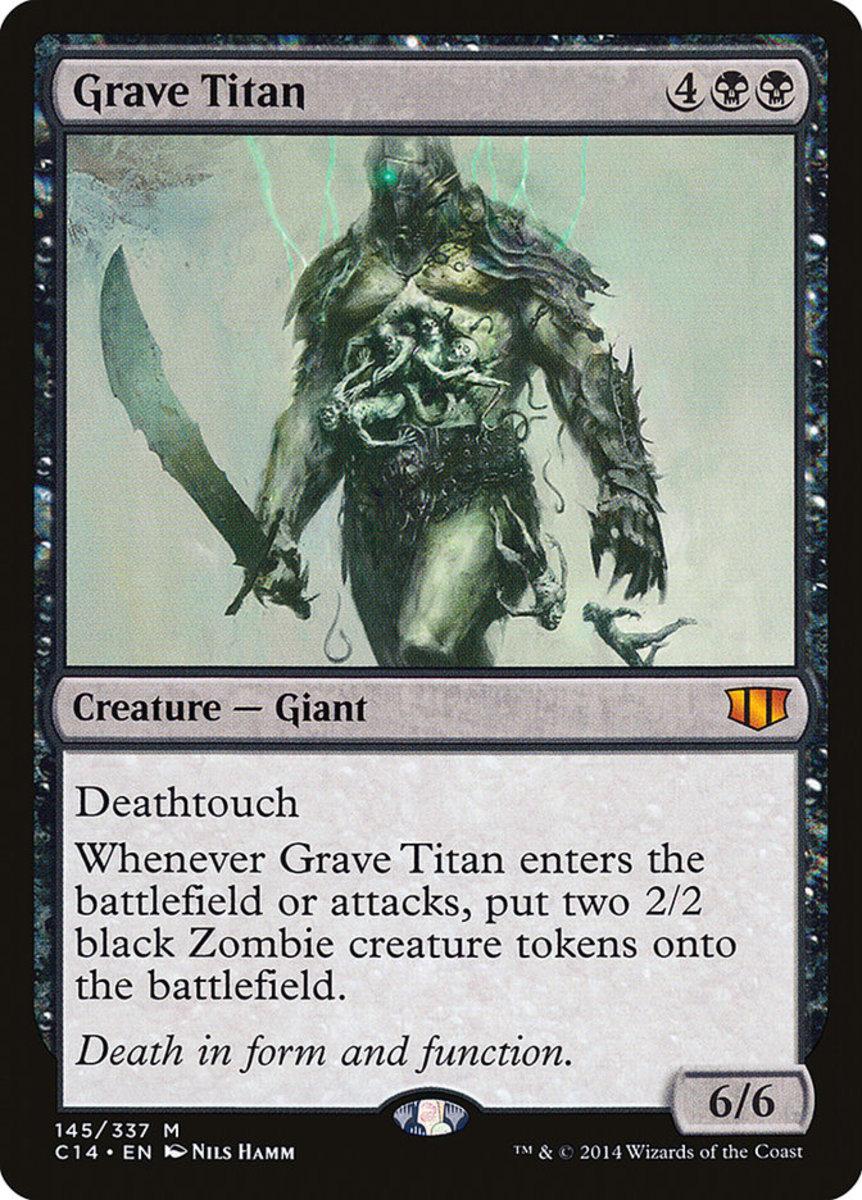 Grave Titan mtg