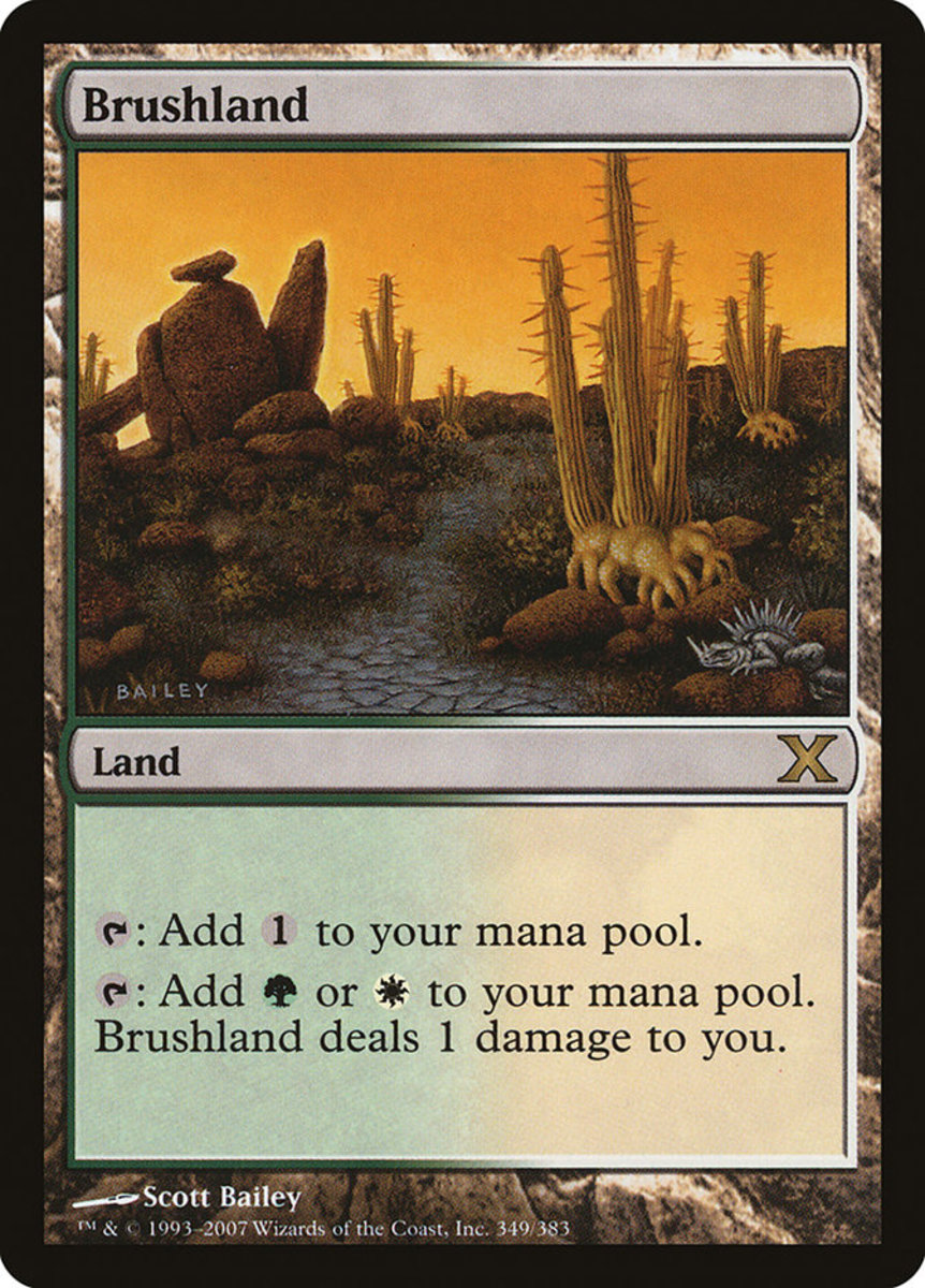 Brushland mtg