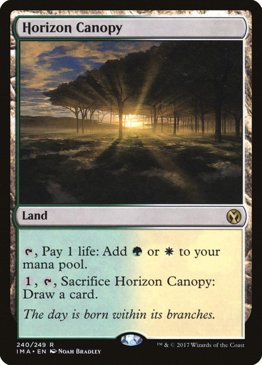 Horizon Canopy mtg