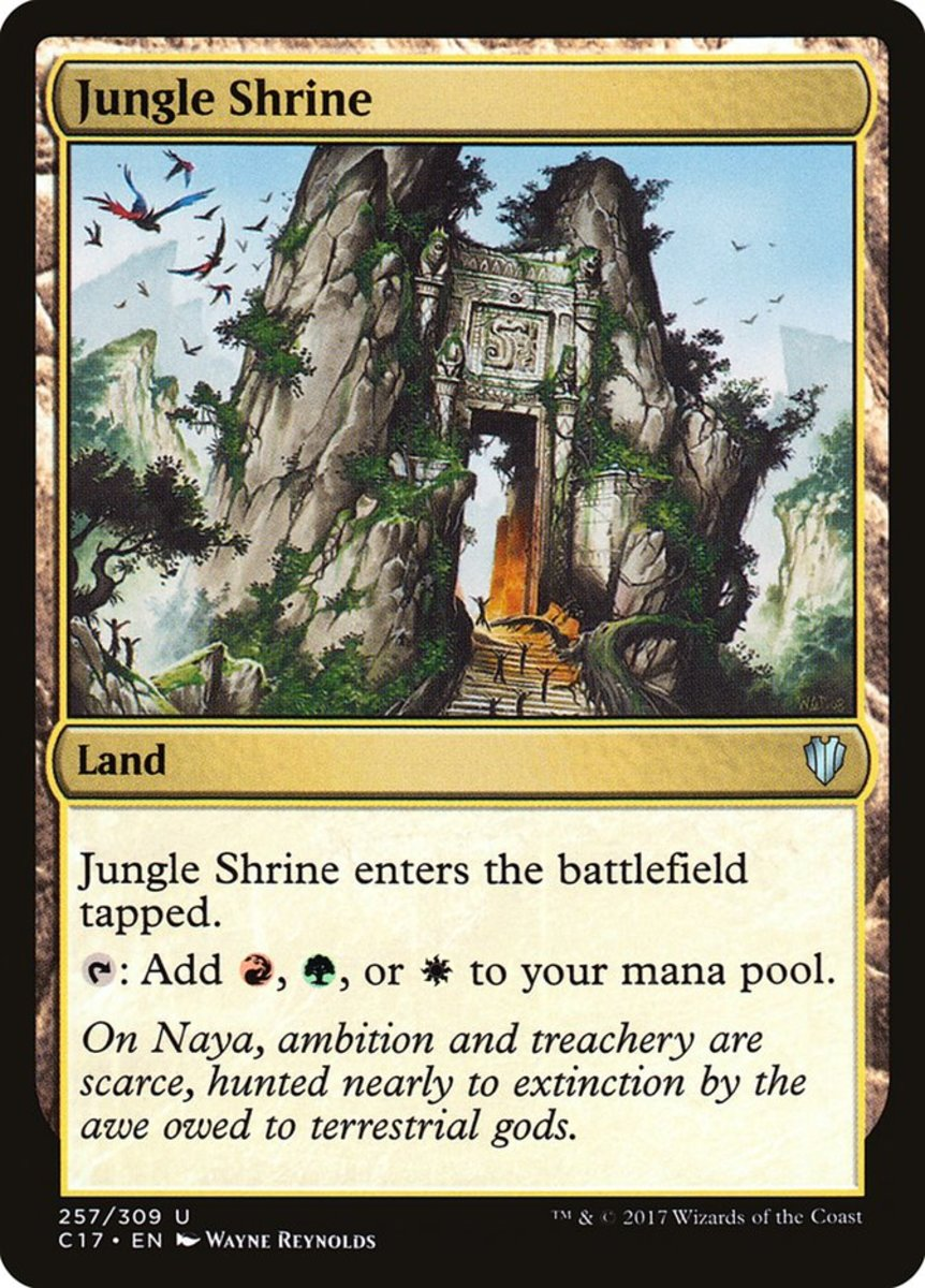 Jungle Shrine mtg