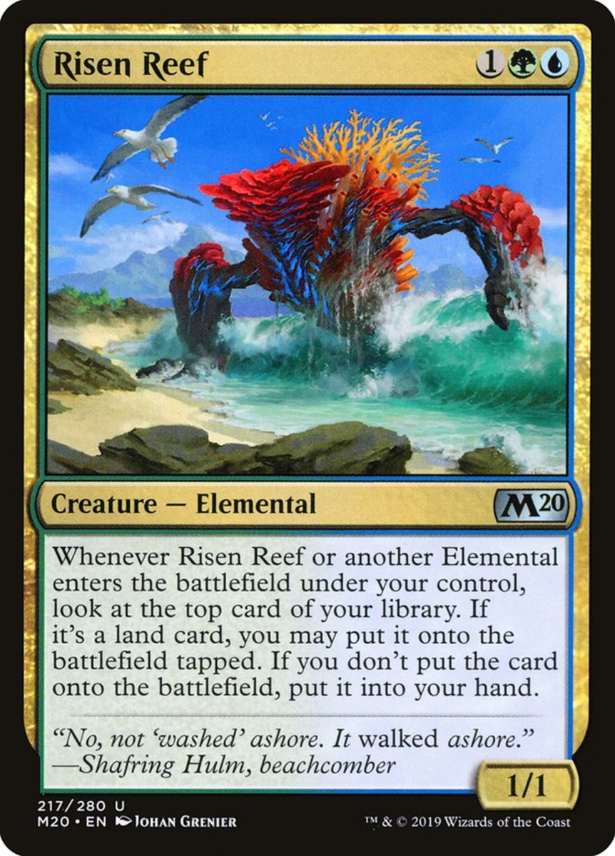 top 10 elemental supports in magic the gathering  hobbylark