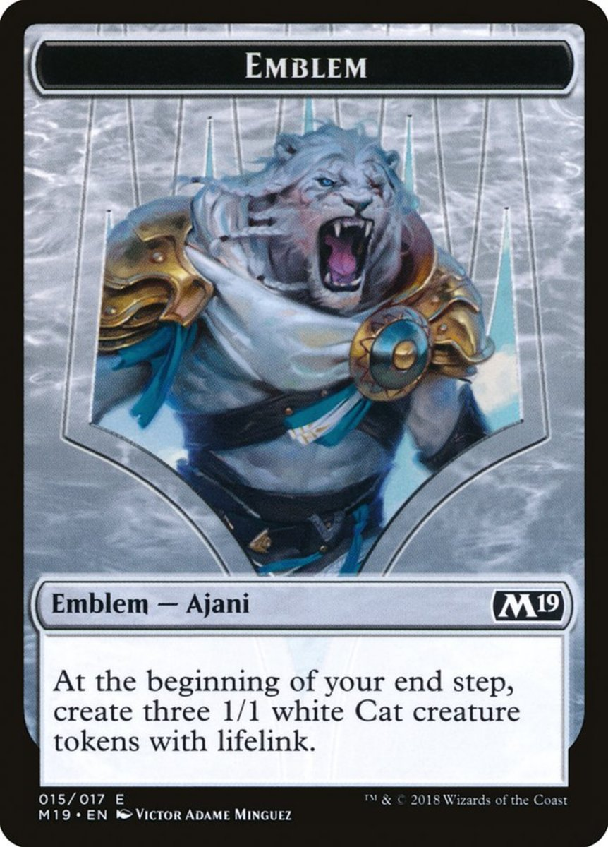 How to Remove Emblems in Magic: The Gathering