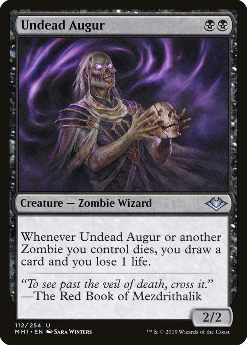 Top 10 Zombie Supports in Magic: The Gathering