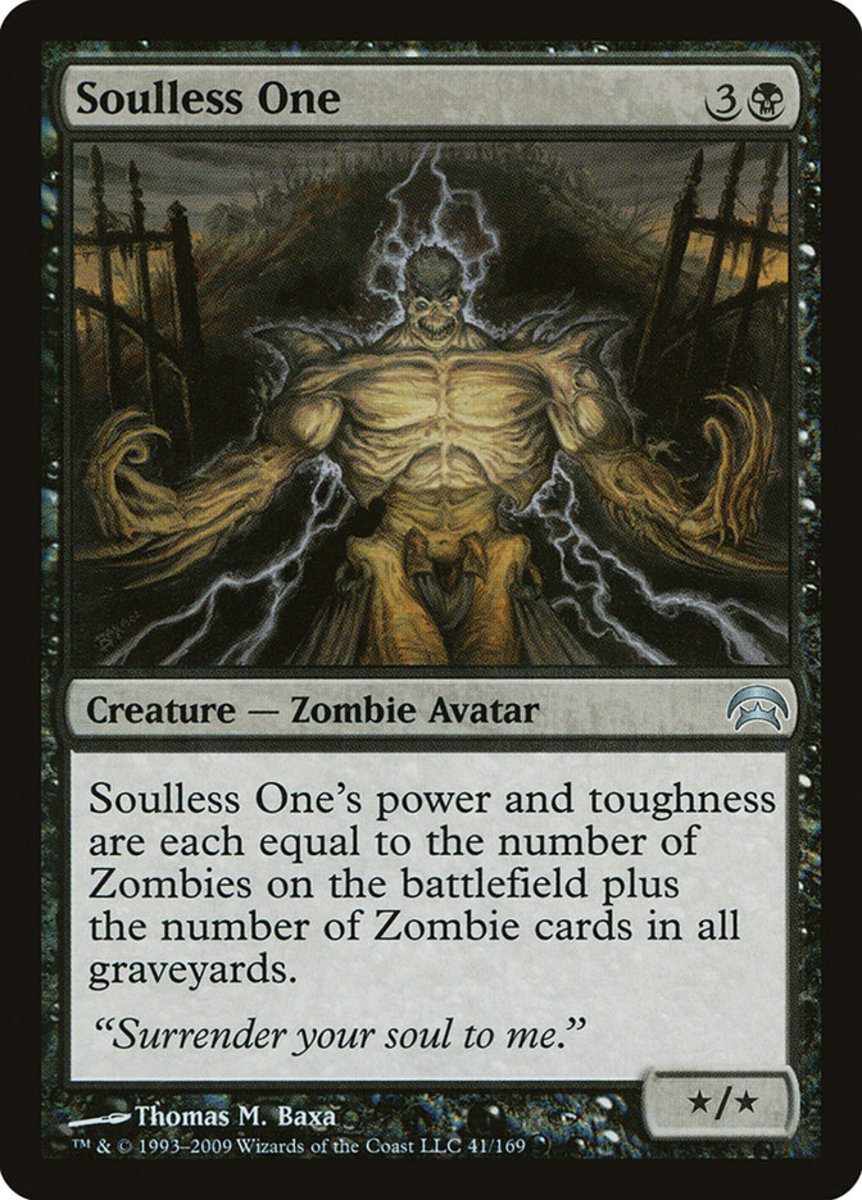 Soulless One mtg