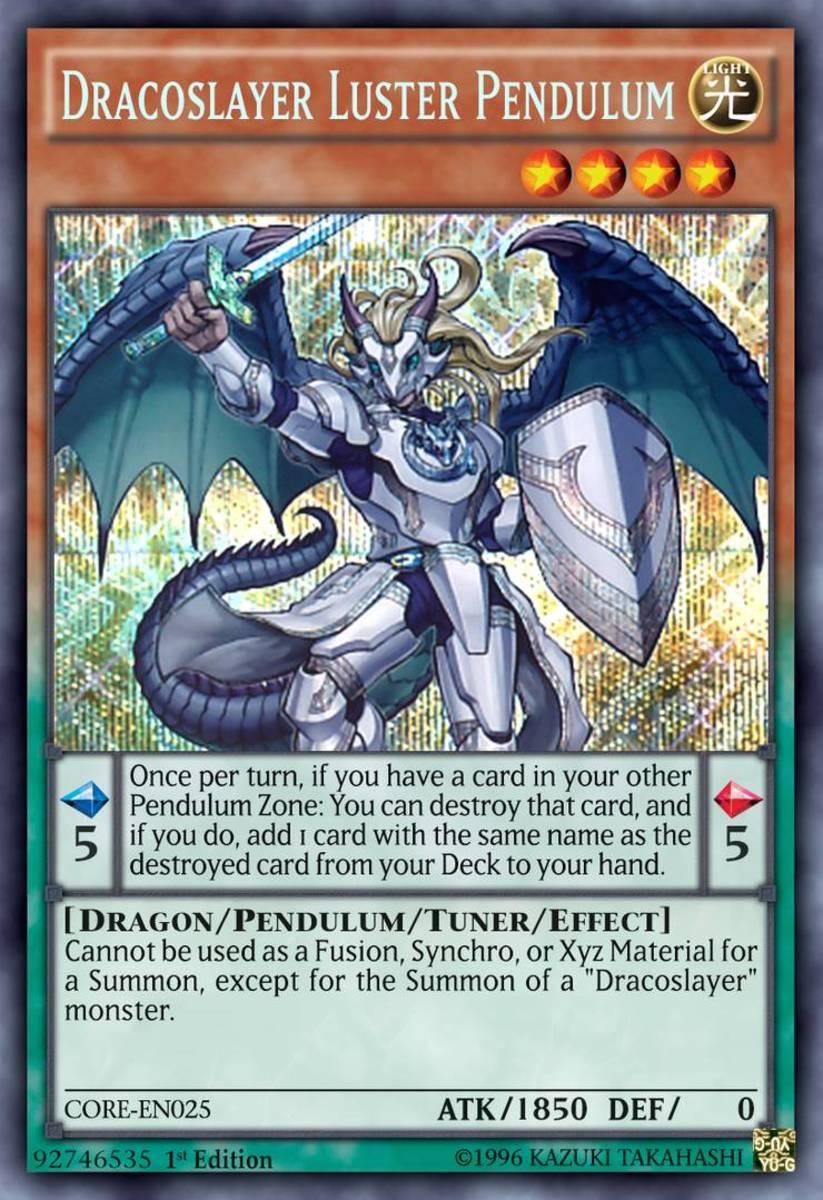 Luster Pendulum, the Dracoslayer