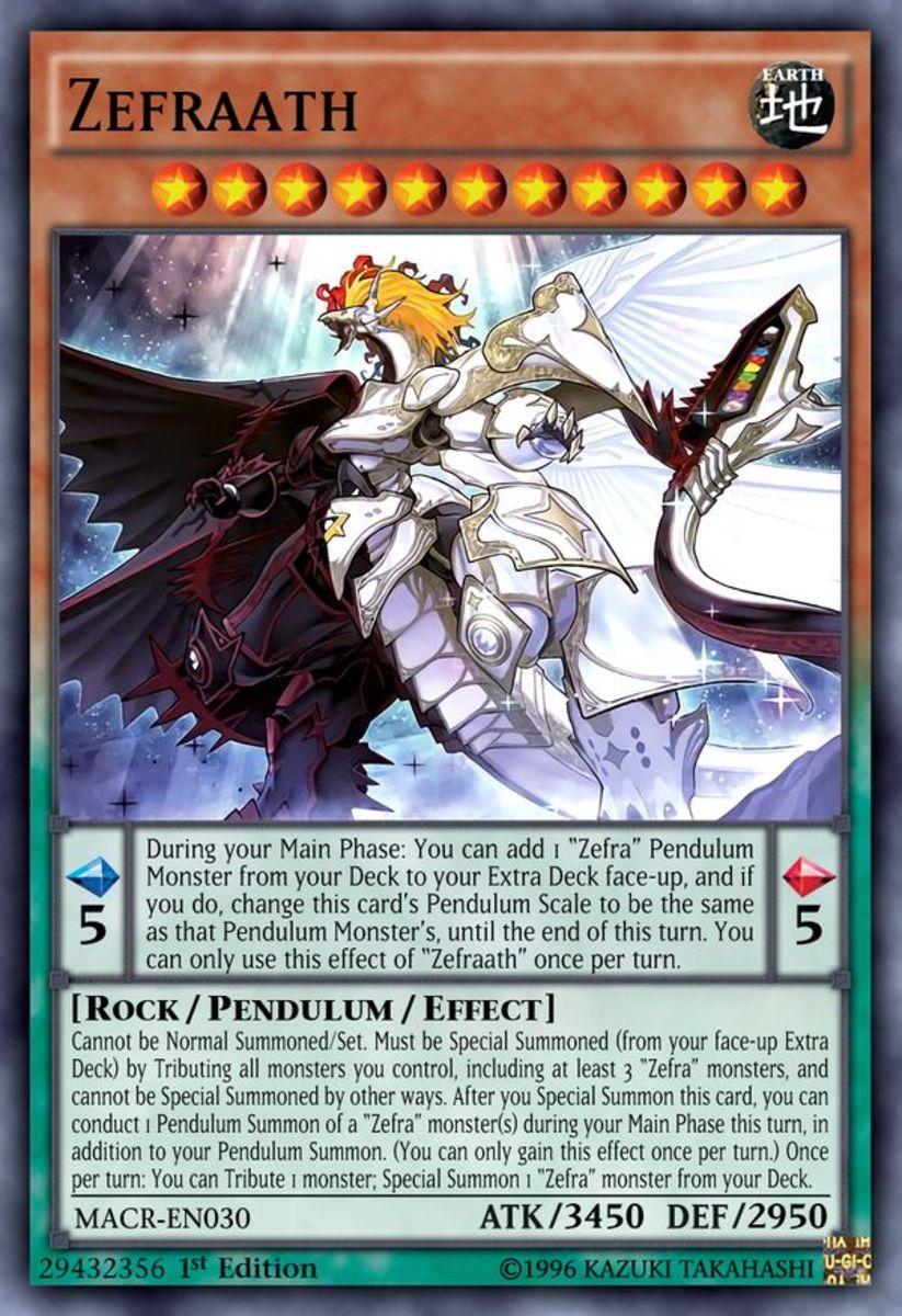 Top 10 Pendulum-Scale Effects in Yu-Gi-Oh