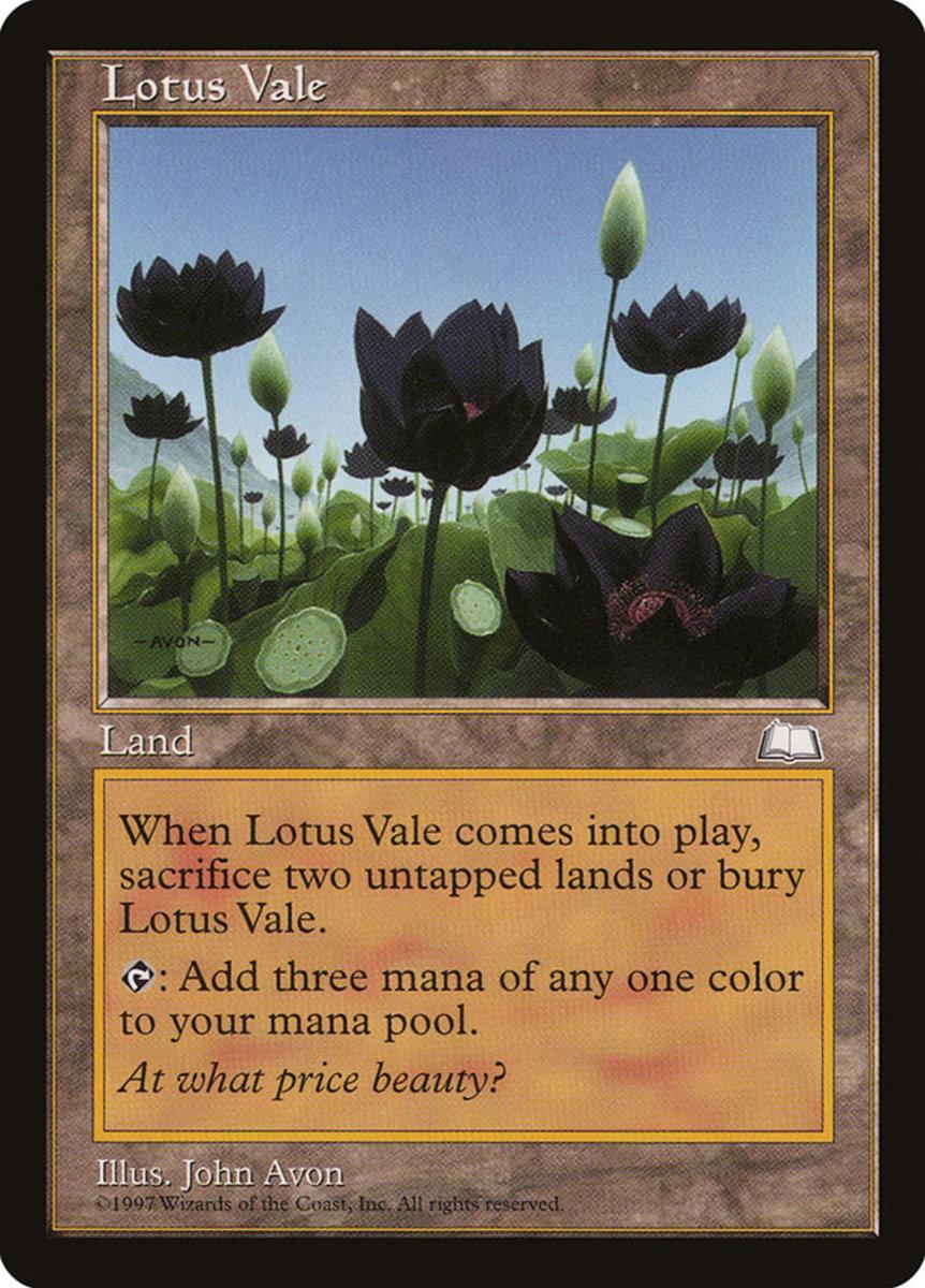 Lotus Vale mtg