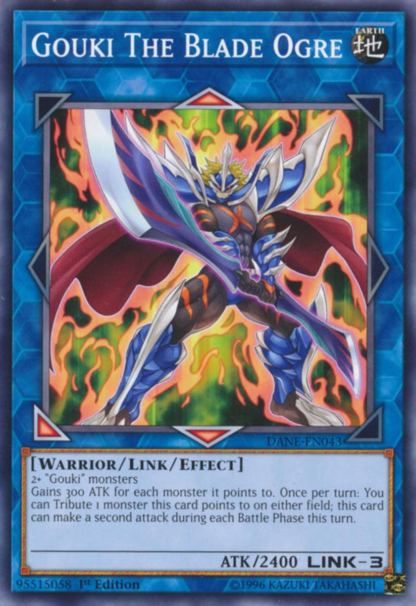 Gouki The Blade Ogre