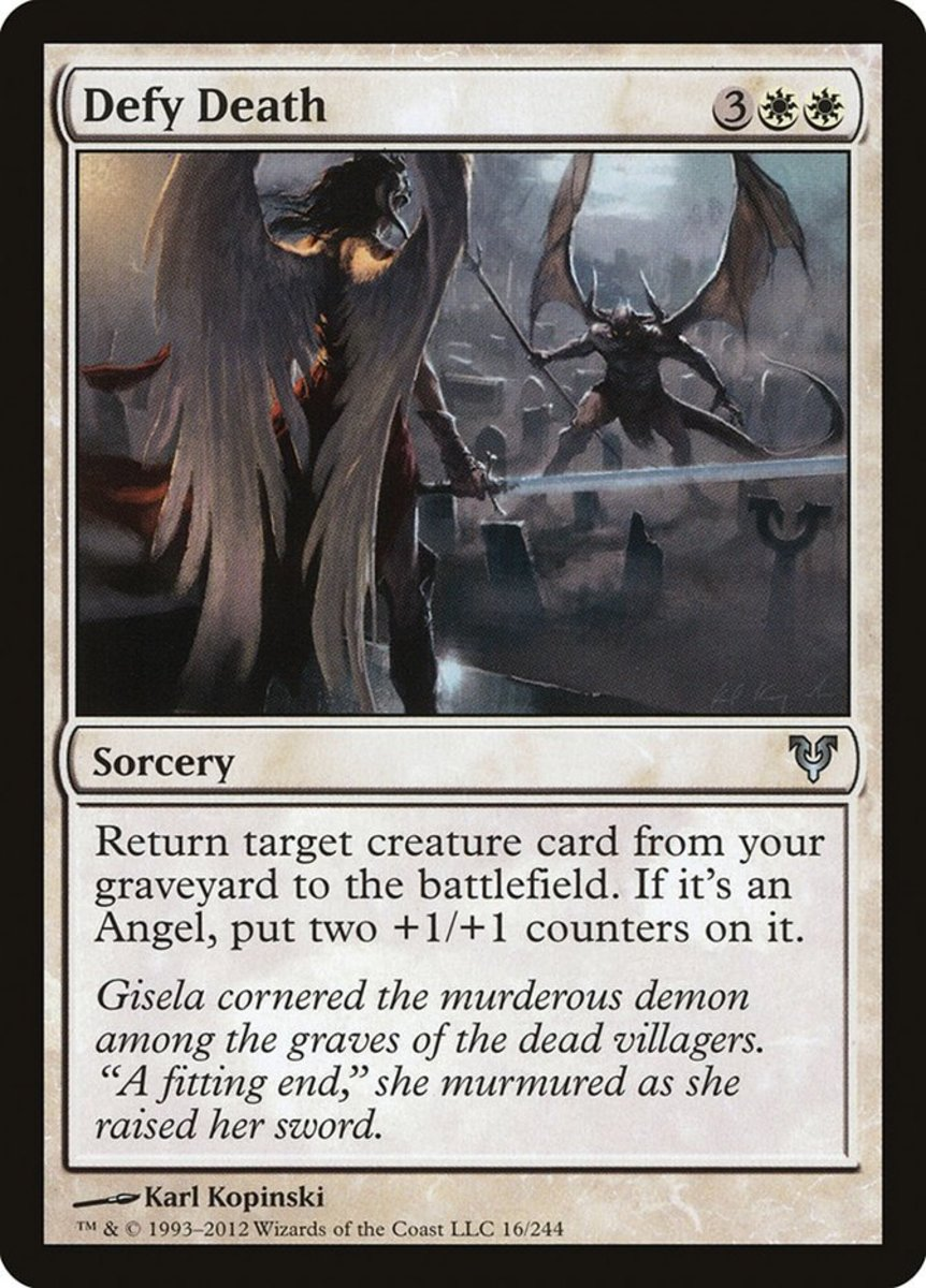 Top 10 Angel Supports in Magic: The Gathering