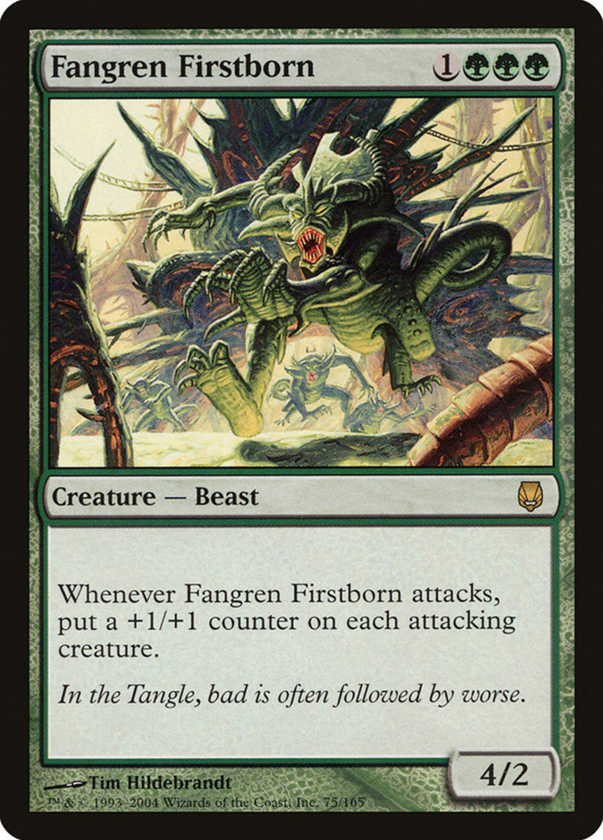 Fangren Firstborn mtg