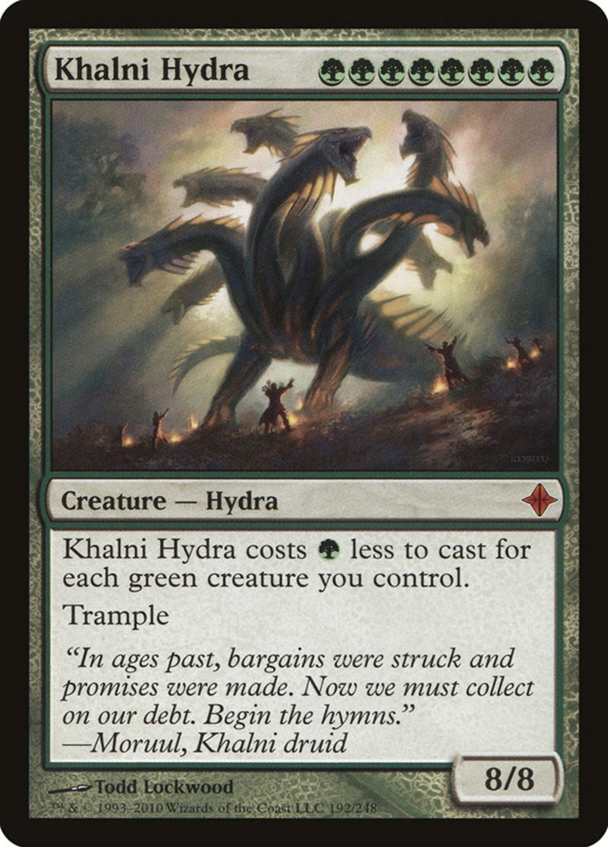 Khalni Hydra mtg