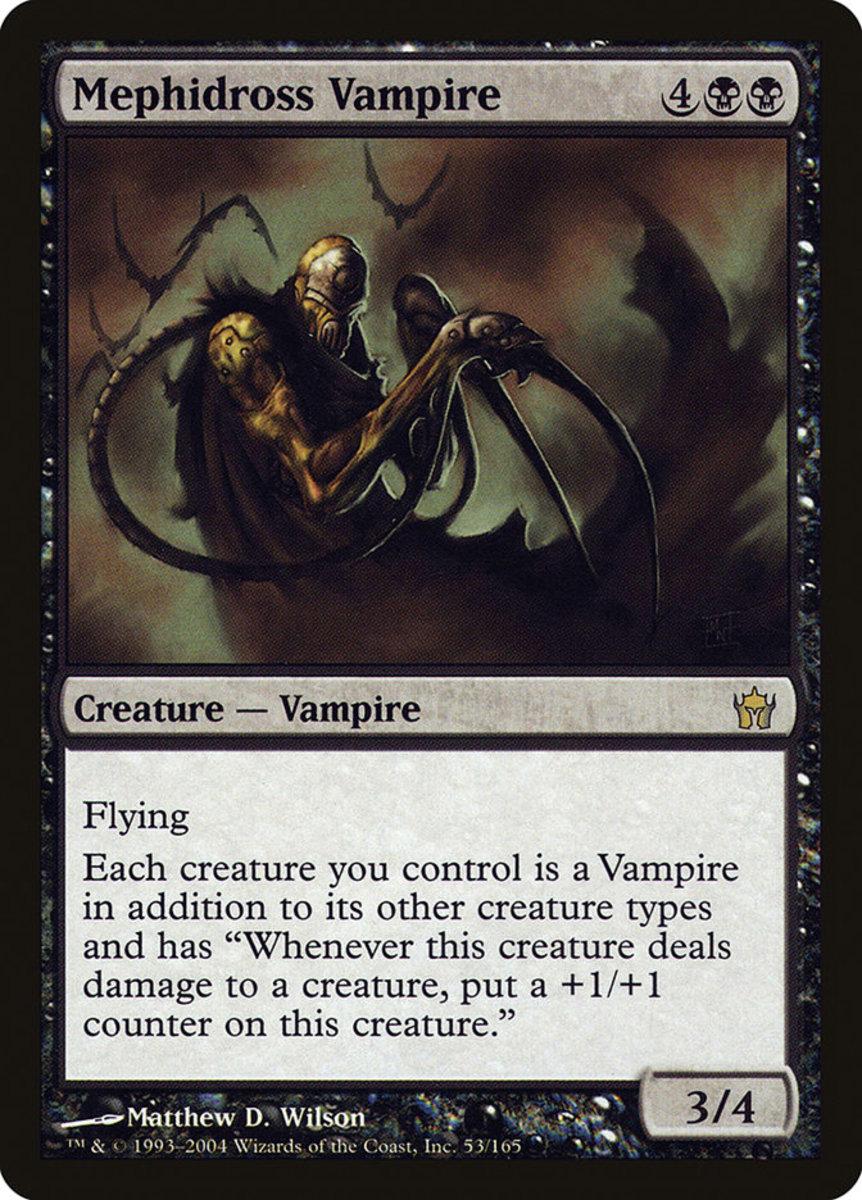 Mephidross Vampire mtg