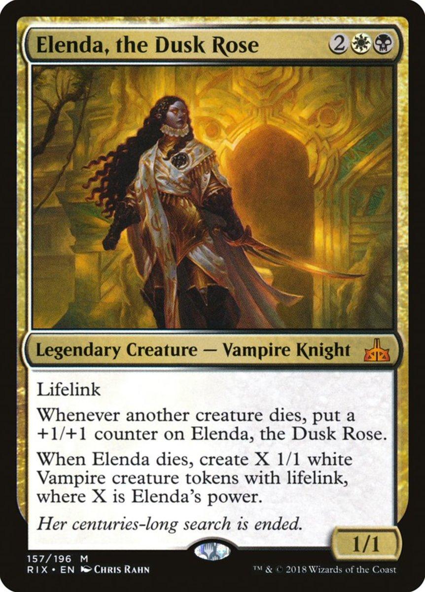 Elenda, the Dusk Rose mtg
