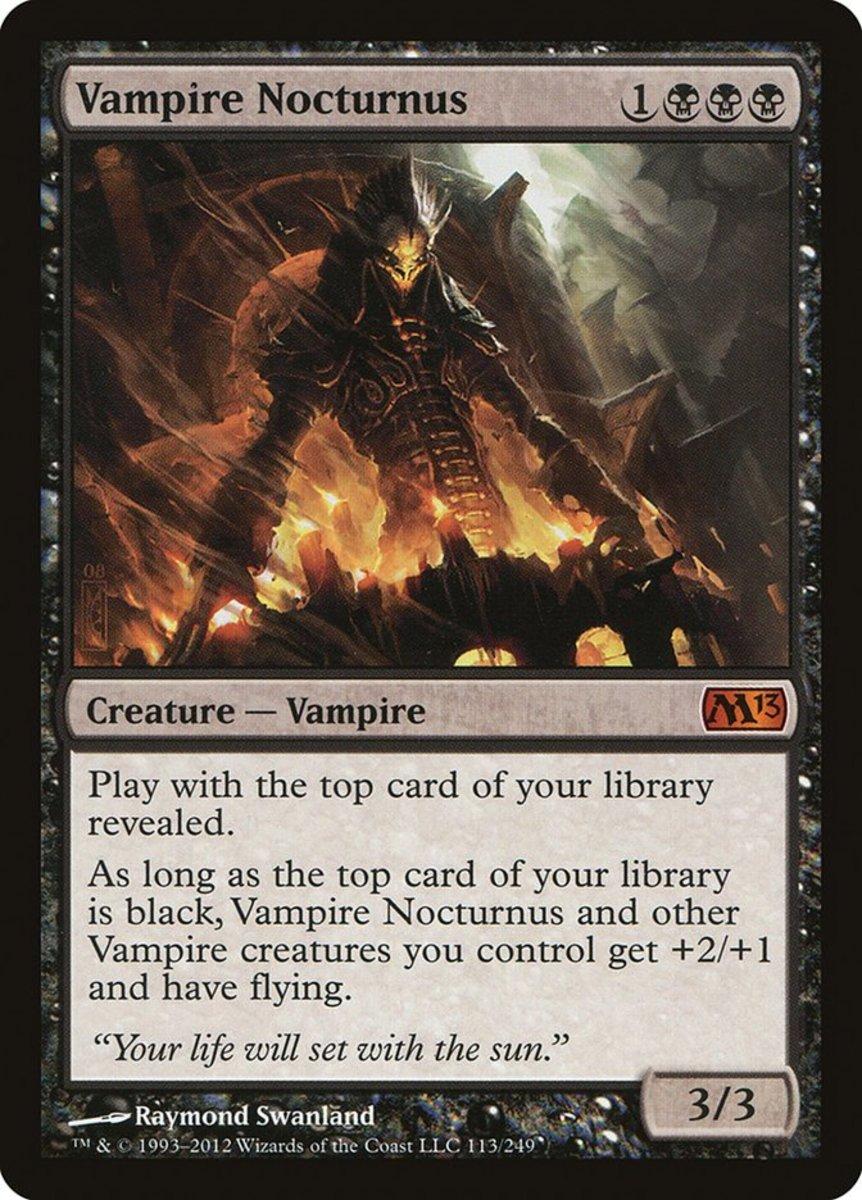 Vampire Nocturnus mtg