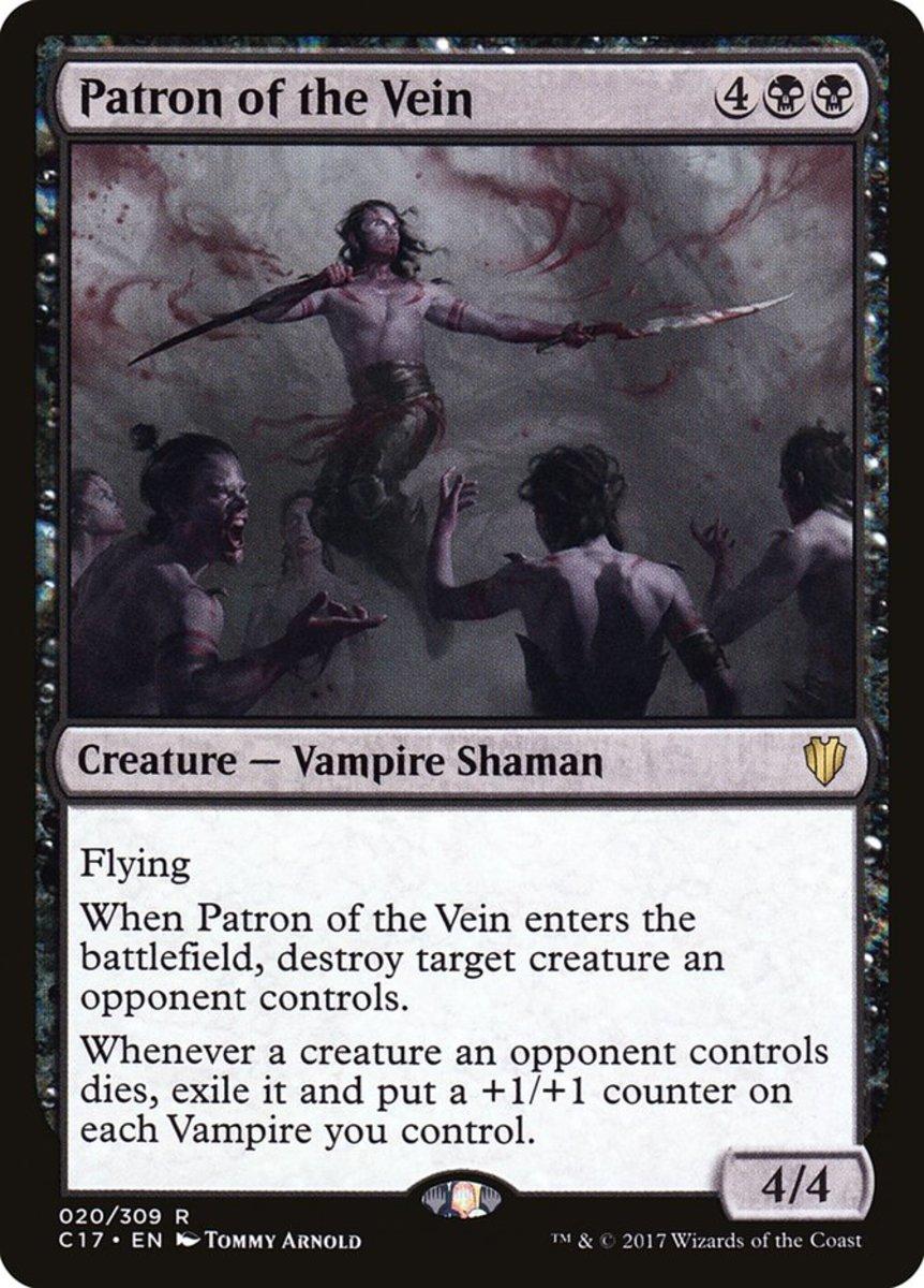 Patron of the Vein mtg
