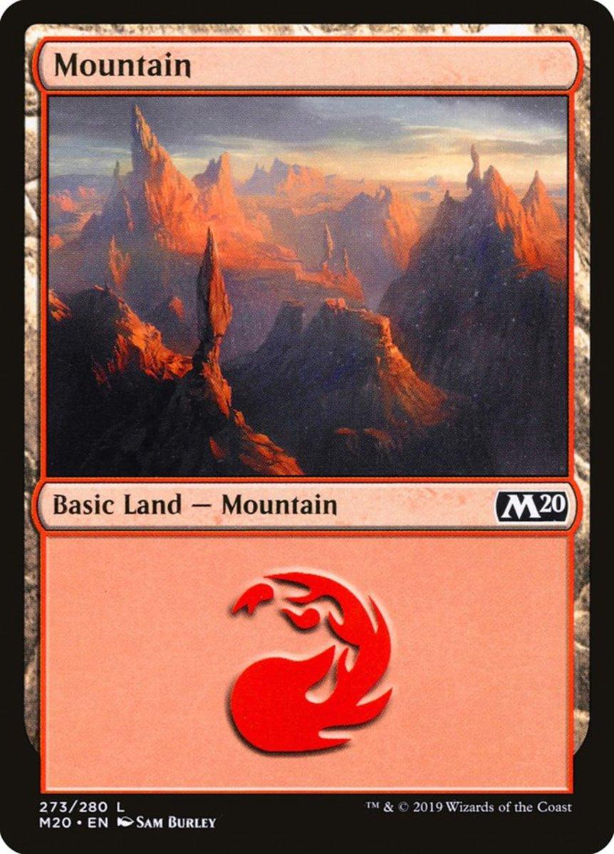 Mountain mtg