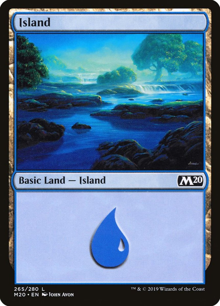 Island mtg
