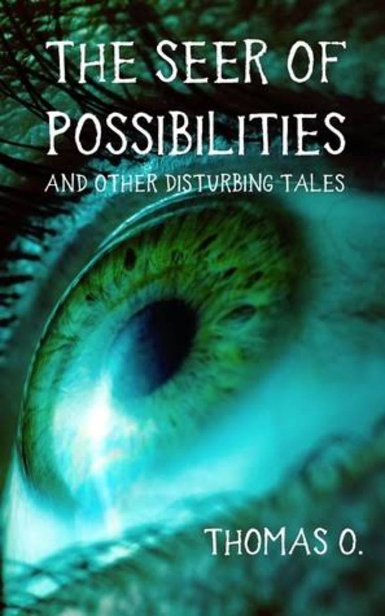 The Seer of Possibilities story cover
