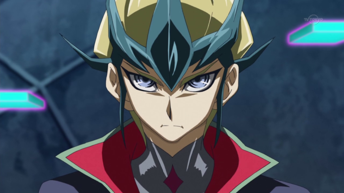 Kite in his ARC-V cameo
