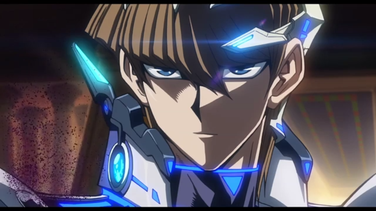 "Seto Kaiba in ""The Dark Side of Dimensions"" film"