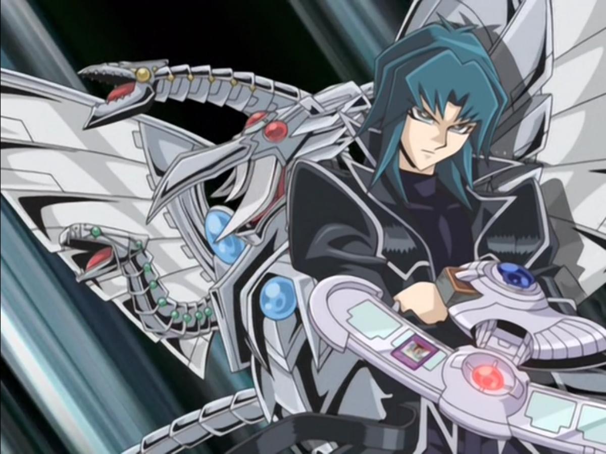 Zane Truesdale's Cyber Dragon deck