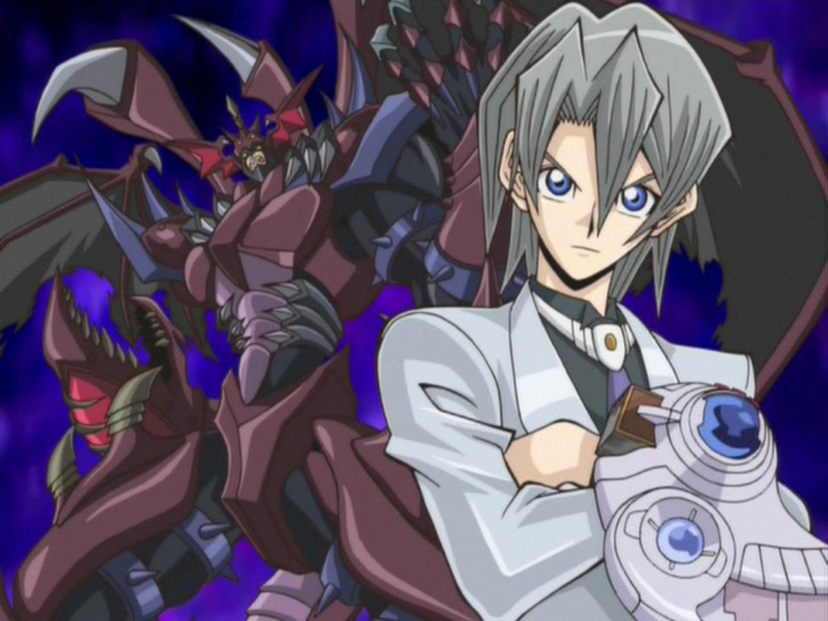 Aster Phoenix with a Destiny HERO