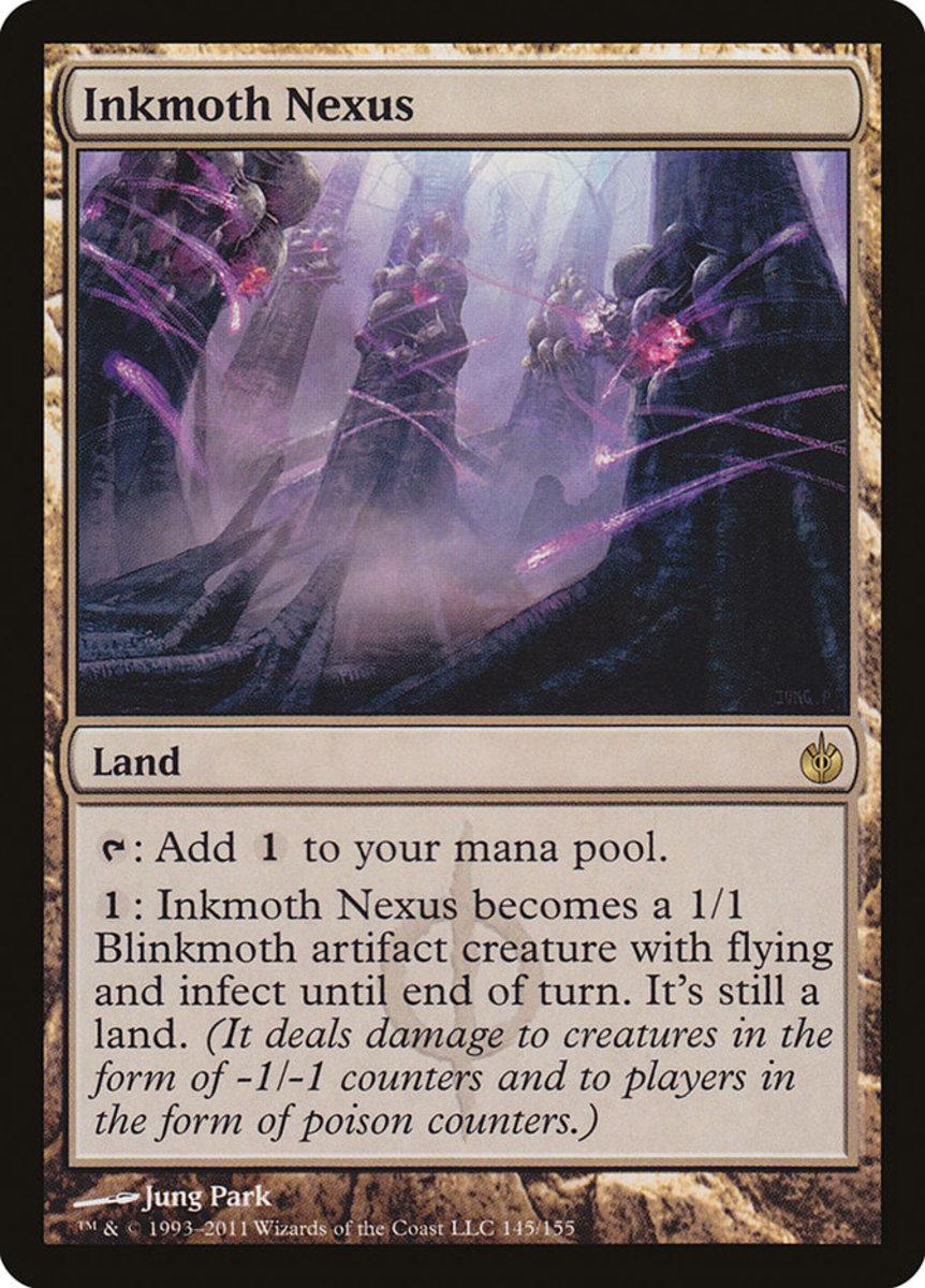 Inkmoth Nexus mtg