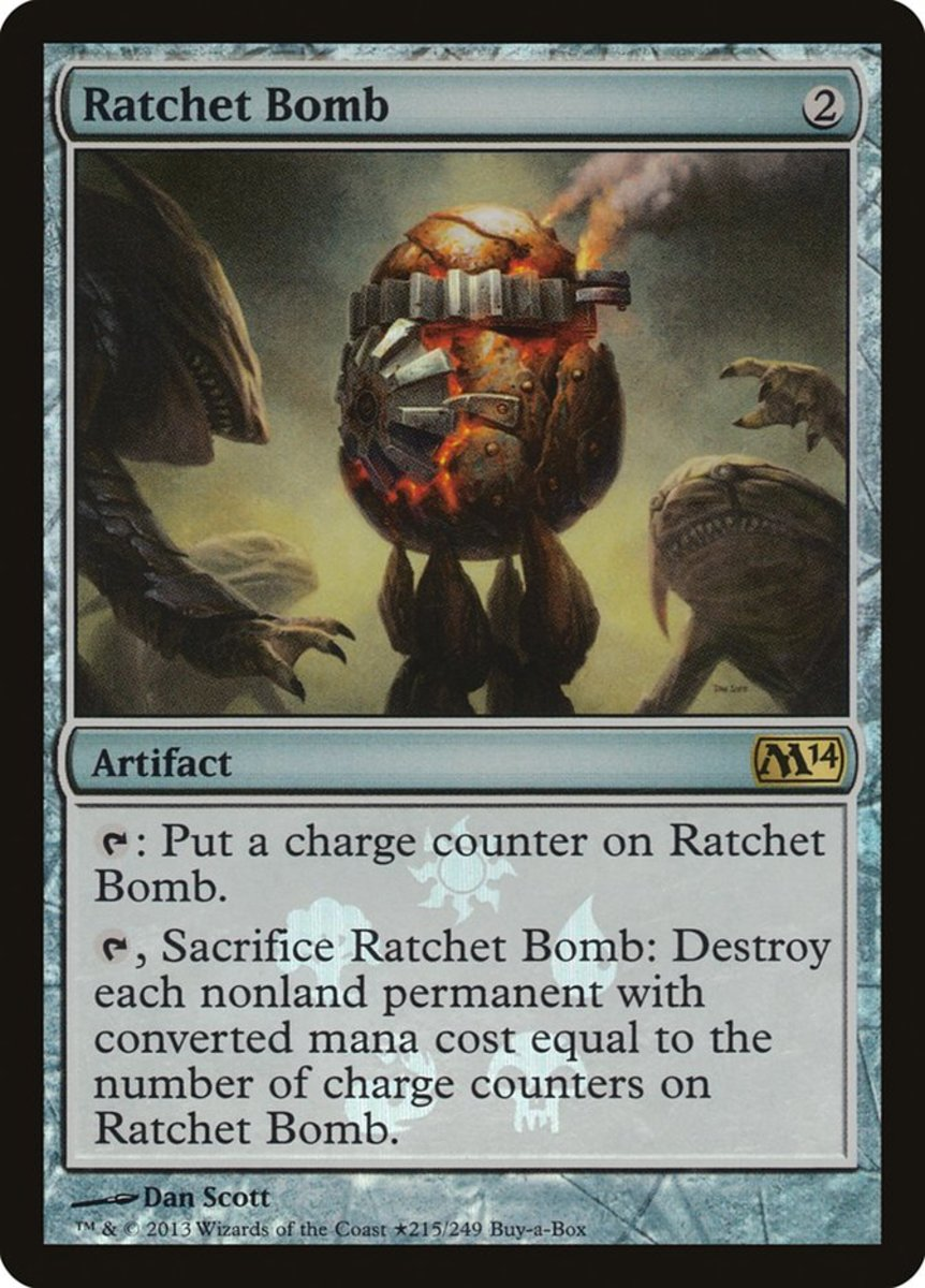 Top 10 Charge-Counter Artifacts in Magic: The Gathering