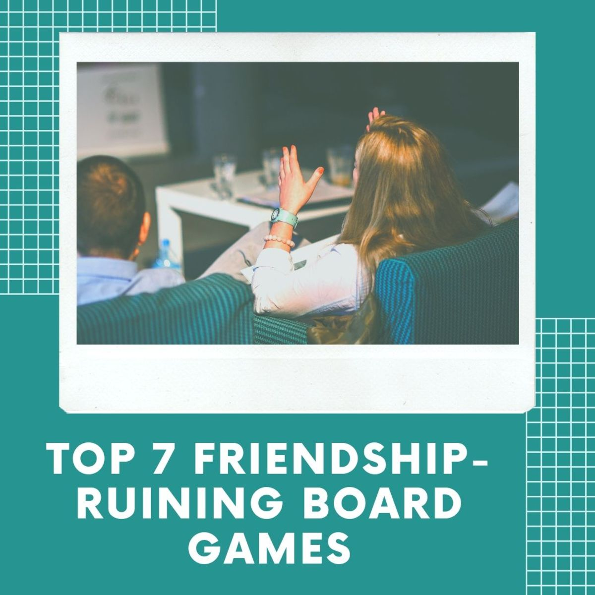 7 Board Games That Cause Fights With Friends