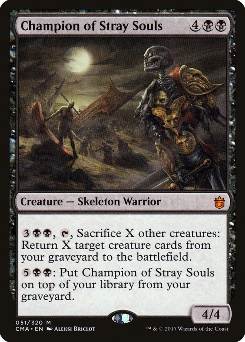 Champion of Stray Souls mtg
