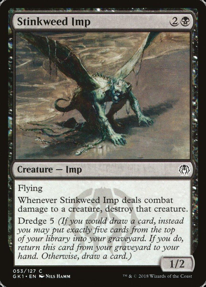 Stinkweed Imp mtg