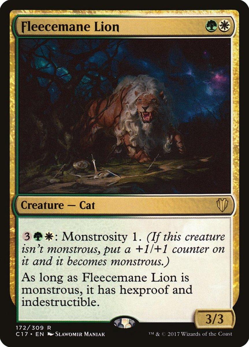 Fleecemane Lion mtg