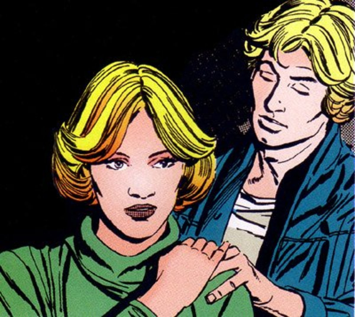 Tanith and Luke