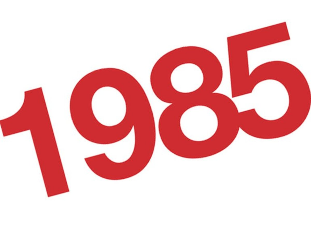 1985 Fun Facts and Trivia