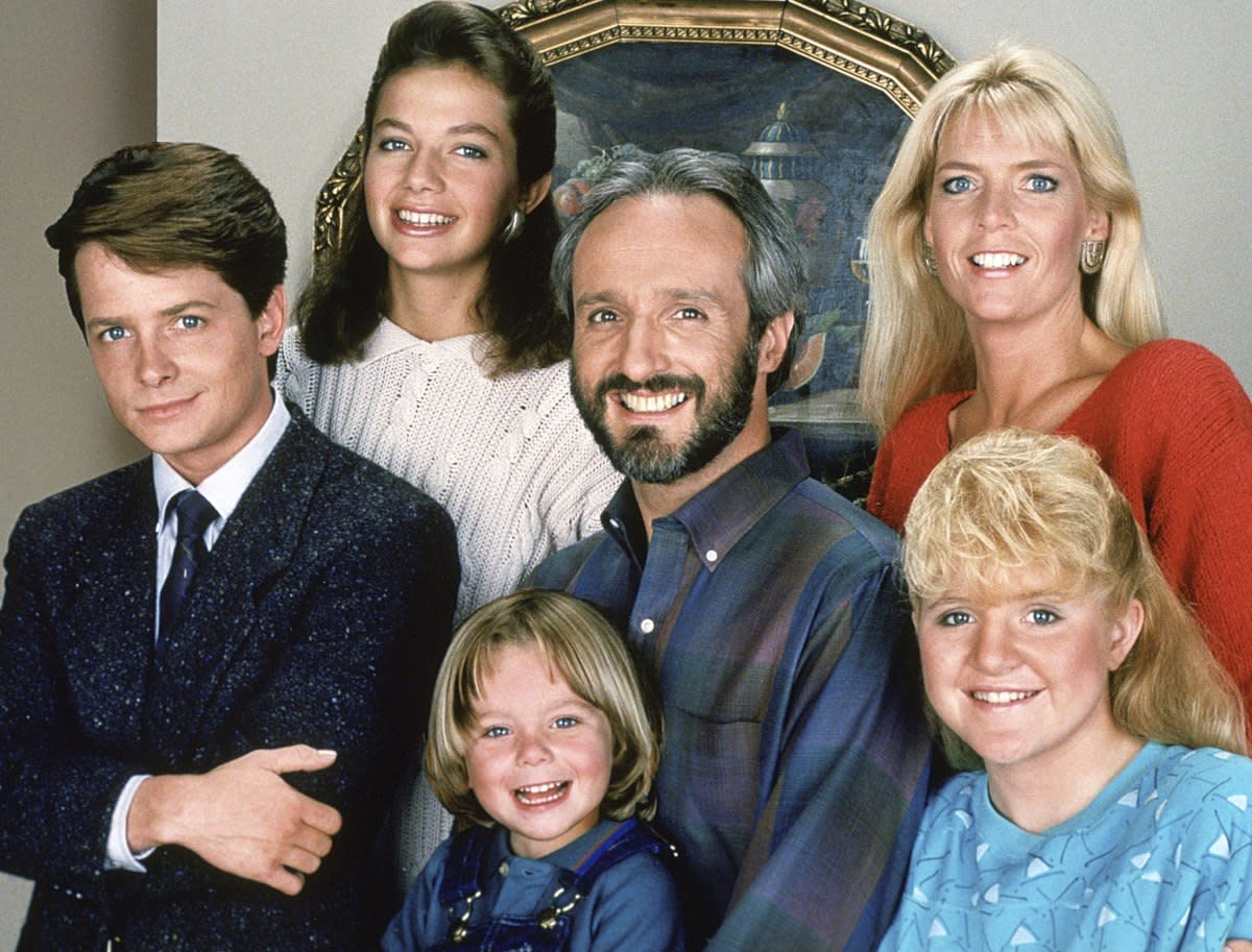 In 1985, Family Ties (NBC) was a popular television show.