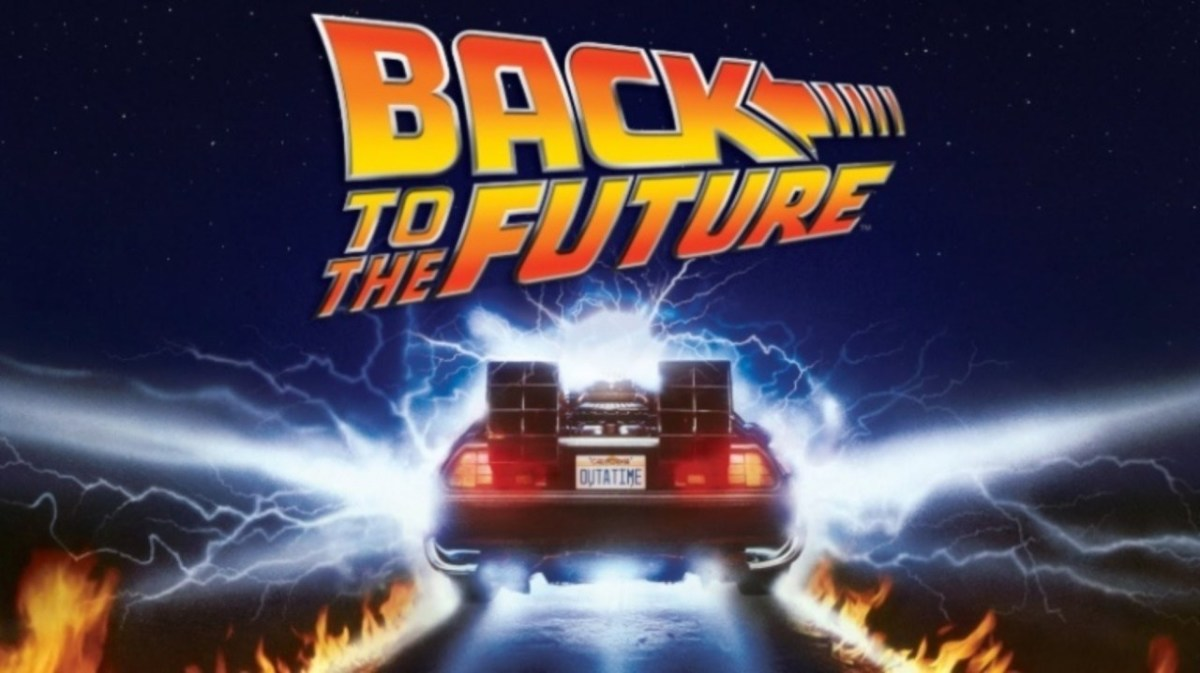 In 1985, Back to the Future was the highest-grossing film.