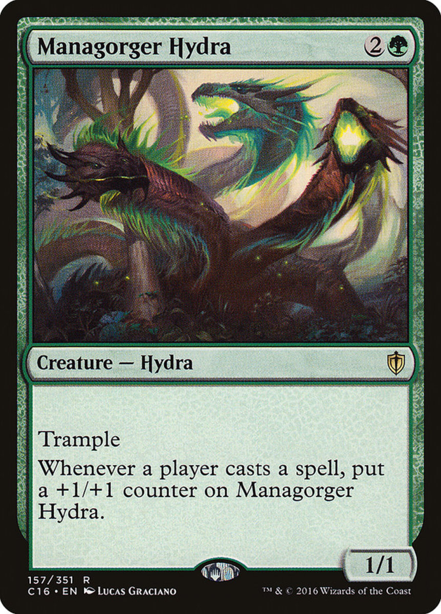 Managorger Hydra mtg