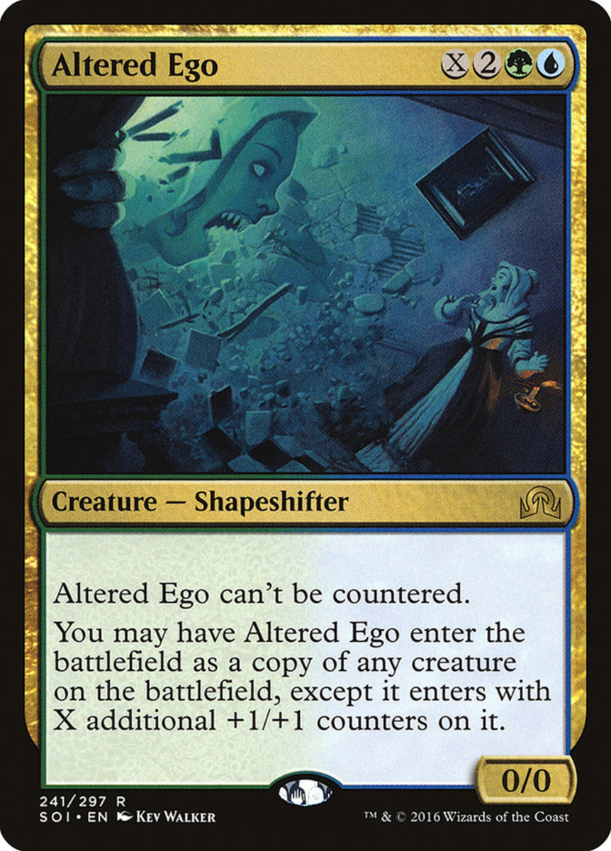 Altered Ego mtg
