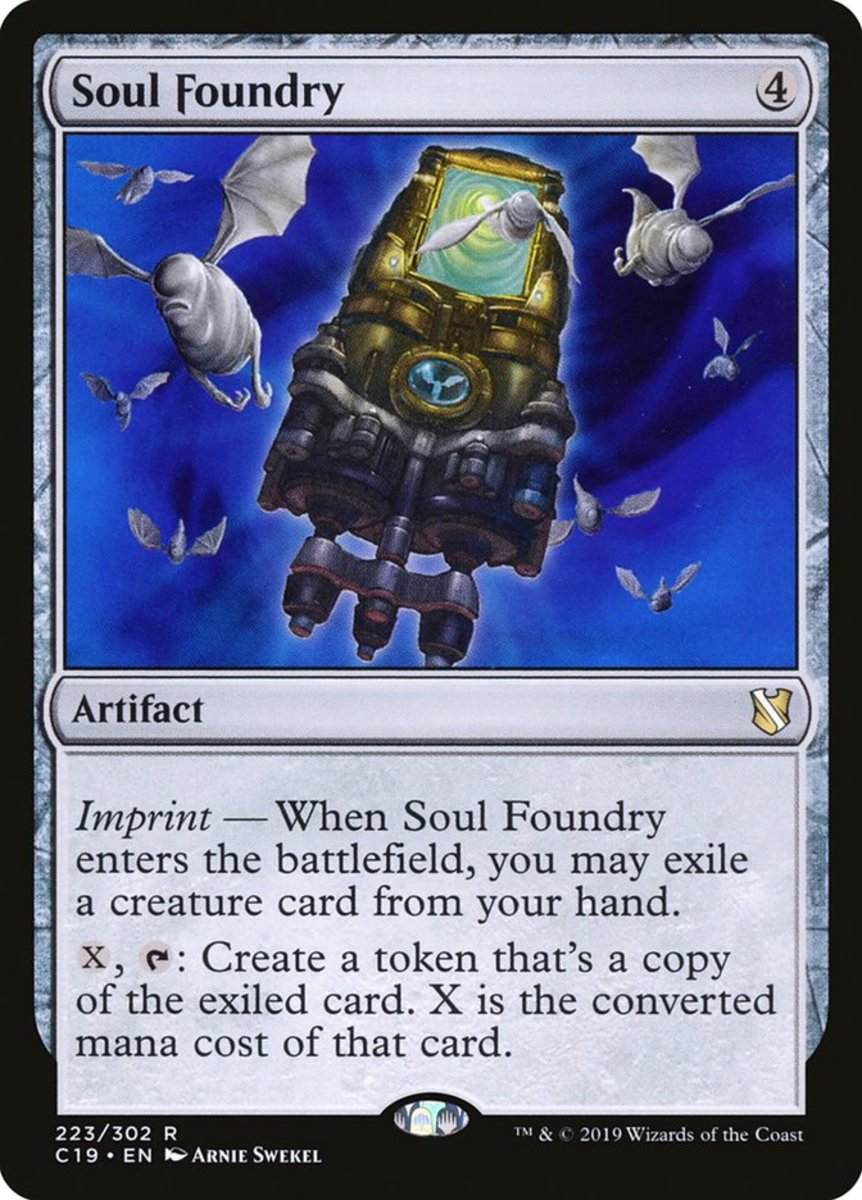 Soul Foundry mtg