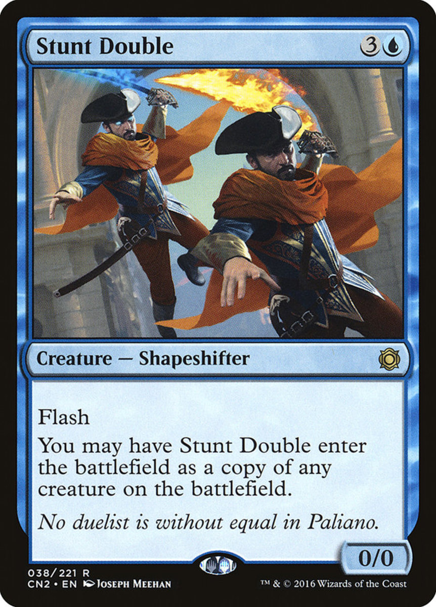 Stunt Double mtg