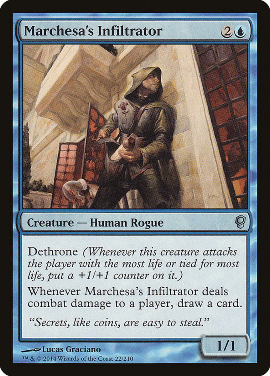 Marchesa's Infiltrator mtg