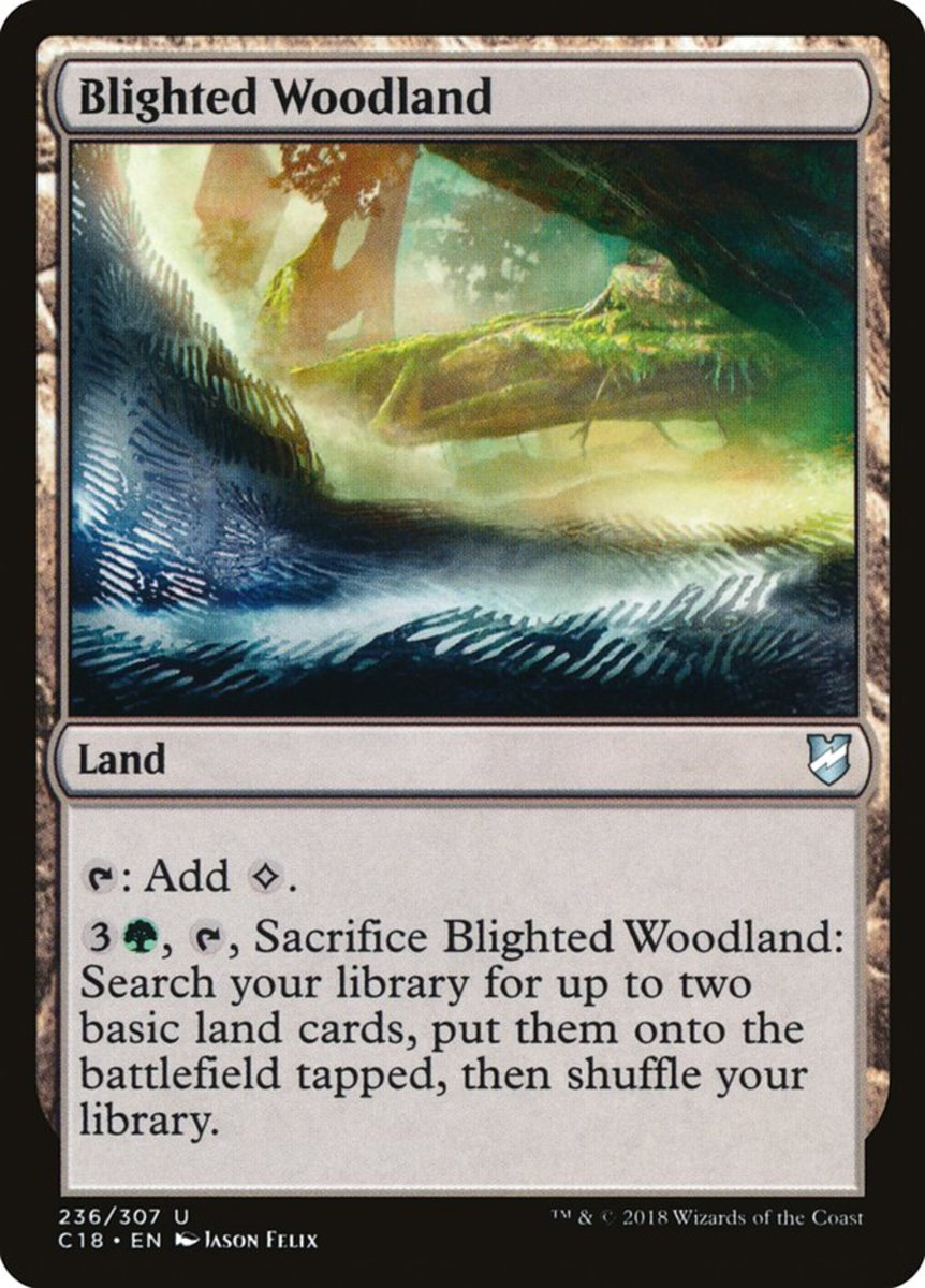 Blighted Woodland mtg