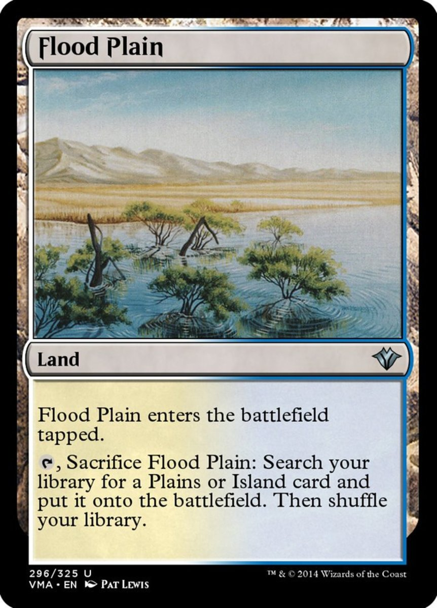 Top 10 Fetch Lands in Magic: The Gathering
