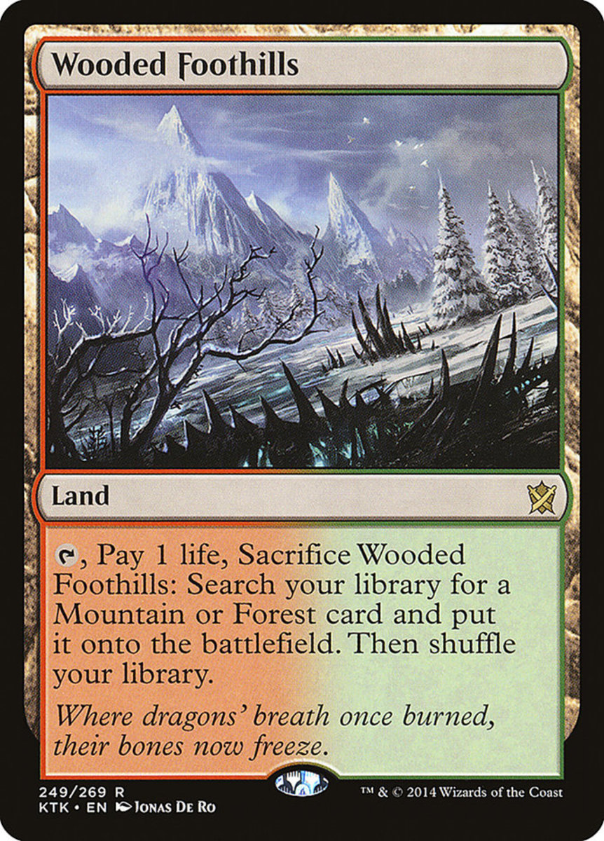 Wooded Foothills mtg