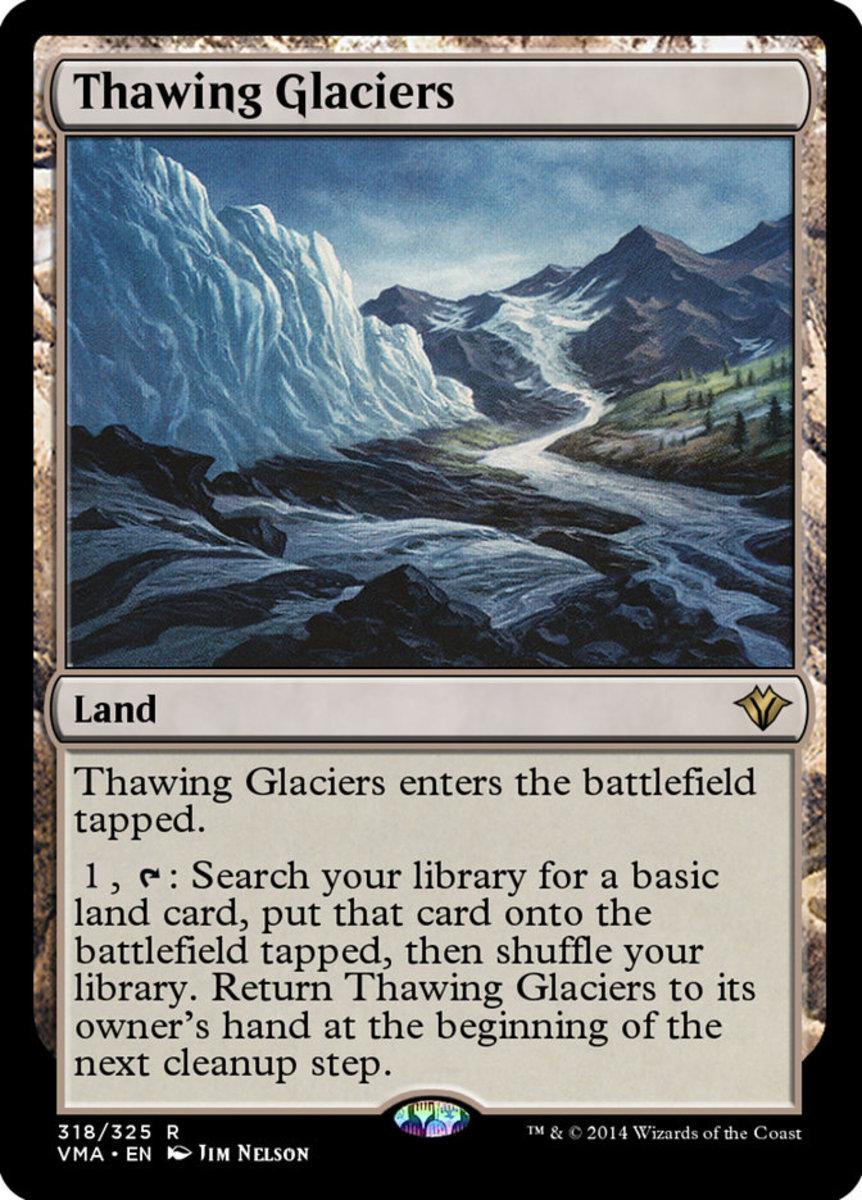 Thawing Glaciers mtg