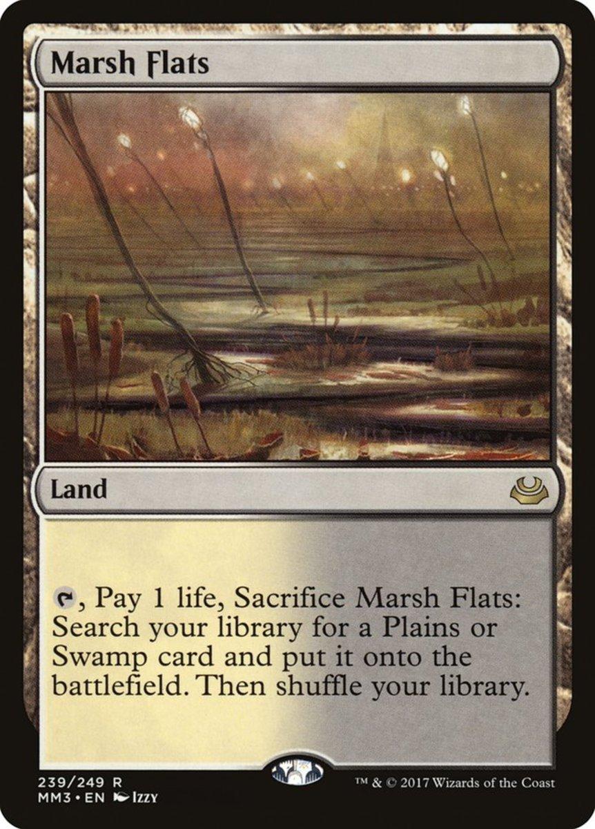 Marsh Flats mtg