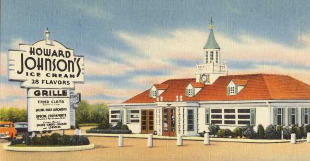 In 1989, Howard Johnson's restaurants were a family favorite.