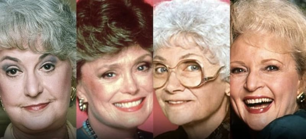In 1989, The Golden Girls was a popular TV show.