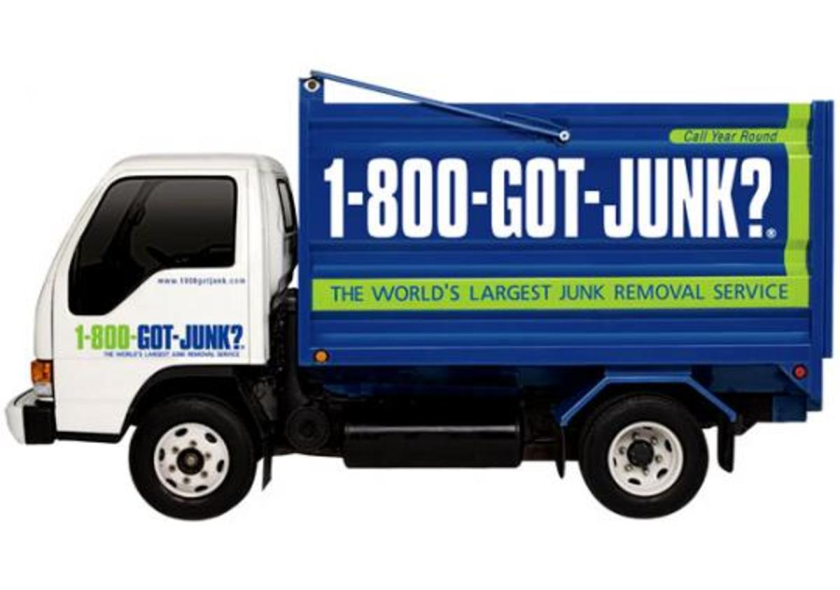 In 1989, the waste management company 1-800-GOT-JUNK? was founded.