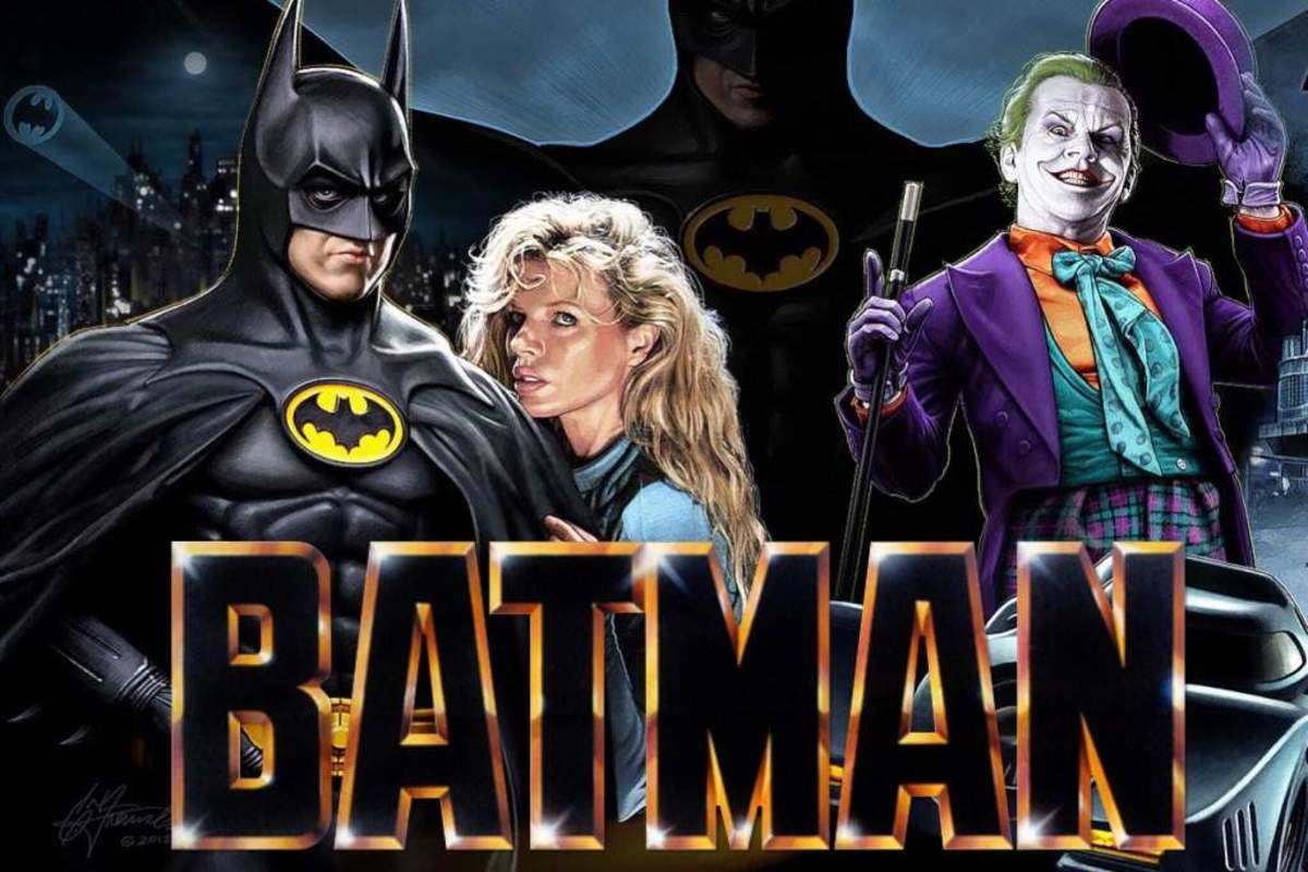 In 1989, Batman was the highest-grossing film.